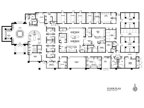floor plan of a hospital bakersfield floor plan places to visit