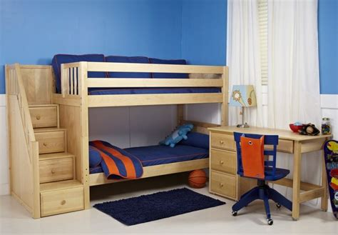 cribs to college bunk beds maxtrix bunk beds w stairs maxtrix rooms to grow