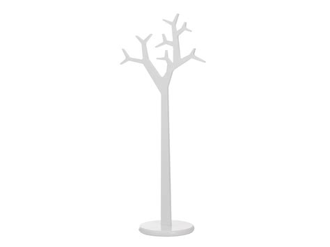 white tree stand buy the swedese tree coat stand at nest co uk