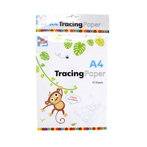 tracing paper crafts create a4 tracing paper