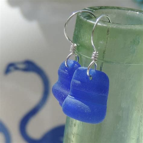 out of sea glass 140 best images about cobalt blue sea glass on
