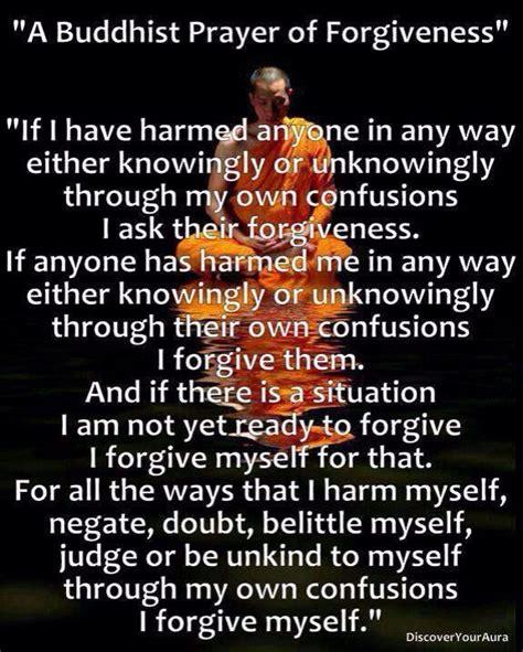 buddha prayer a buddhist prayer of forgiveness quotes thoughts