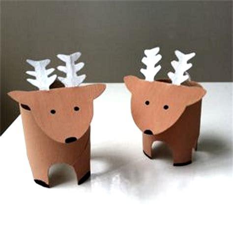 reindeer craft for 50 reindeer decorations to make pink lover