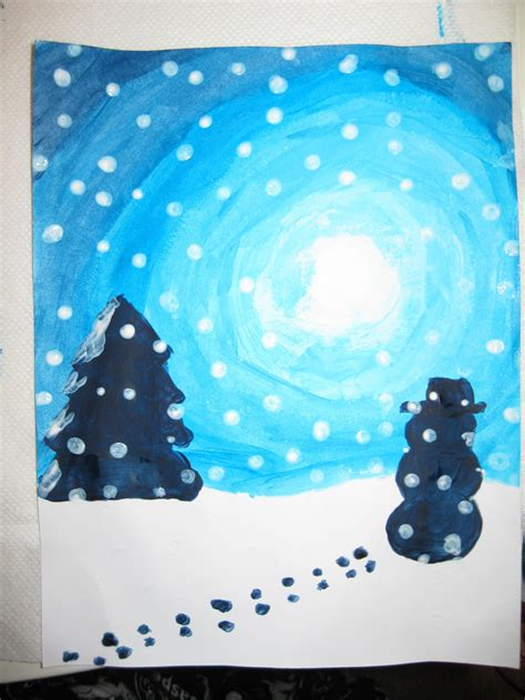 winter crafts for at school 46 best arts and crafts ideas