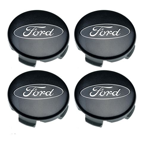 Ford Center Caps by 2016 Ford Mustang Shelby Gt350 Black Wheel Hub Cover