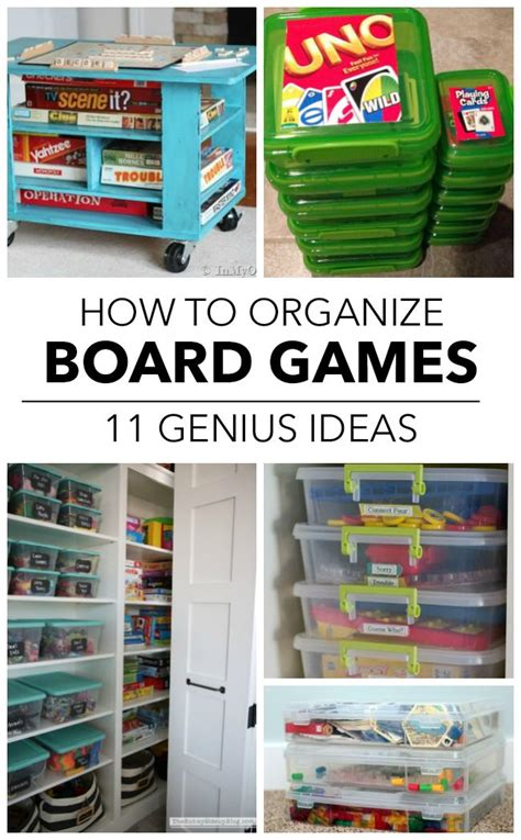 how to make cards for a board best 25 board storage ideas on