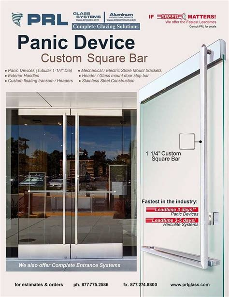 panic hardware for glass doors 17 best images about panic door devices on