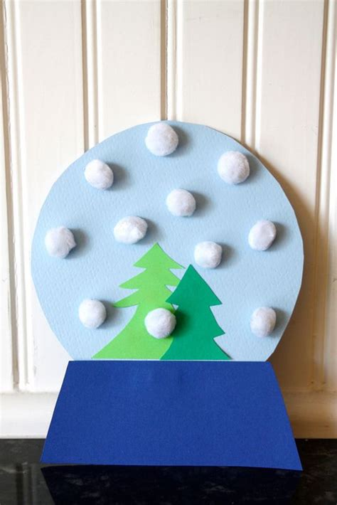 easy winter craft for 1000 ideas about winter preschool crafts on