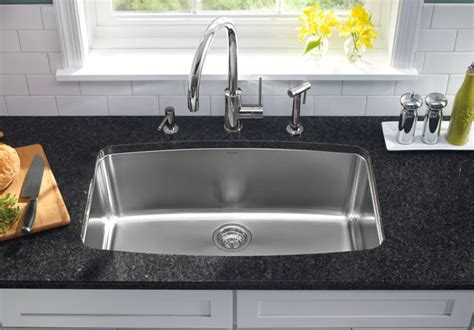single sink kitchen blanco performa single bowl contemporary kitchen