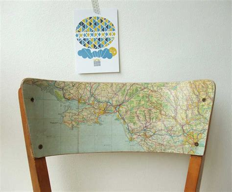 decoupage with maps 25 ways to repurpose maps maps