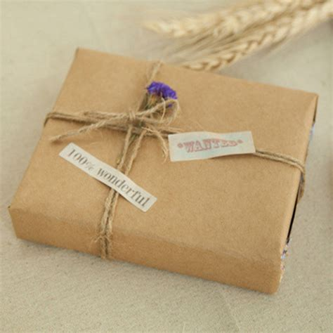 52 75cm Craft Paper Wrapping Paper Gift Wrap