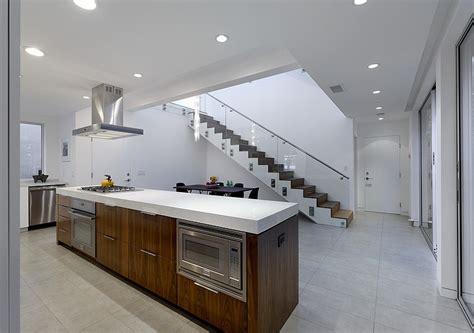 new kitchen designs 2014 impresionante dise 241 o moderno la casa peninsula en