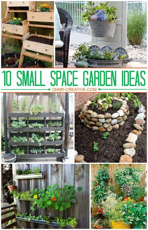 garden ideas small spaces 10 small space garden ideas and inspiration the