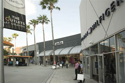 the outlet welcome to the outlets at orange a shopping center in