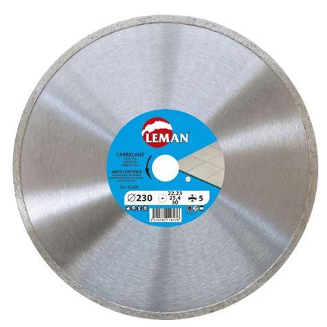 leman disque diamant carrelage diam 232 tre 125 mm 901254 3510780116169
