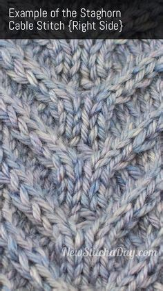 what does right side in knitting 1000 images about el arte de tejer on how to