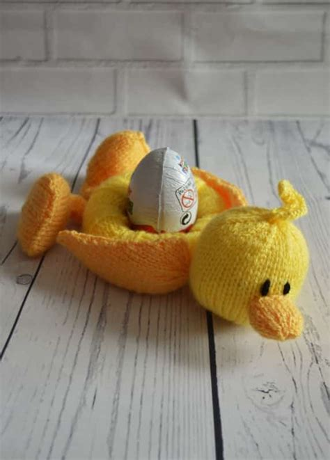 duck knitting pattern duck sweetie knitting pattern knitting by post