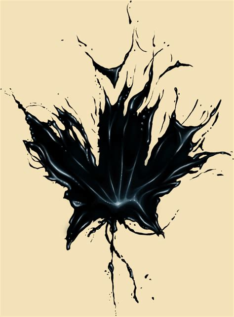 ink splatter by killerfish on deviantart