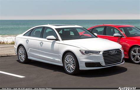2 0t Audi by Drive Audi A6 2 0t Quattro Audiworld