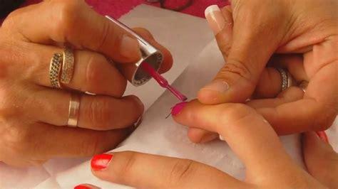 nail deco d ongle simple rapide et beau
