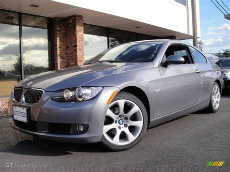2007 Bmw 328xi Coupe by 2007 Space Gray Metallic Bmw 3 Series 328xi Coupe