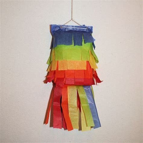how to make craft paper bags on how to make a paper bag pinata