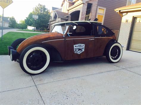 Volkswagen Classic Beetle For Sale by 1969 Volkswagen Beetle Classic Rat Rod Custom For Sale