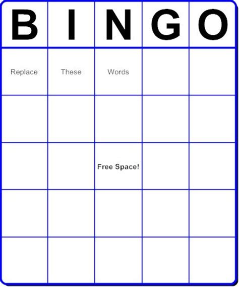 Make Your Own Bingo Search Results Calendar 2015