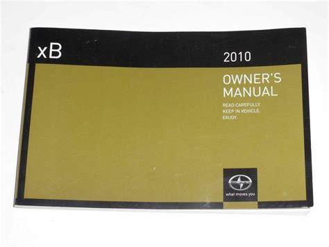 book repair manual 2012 scion xb free book repair manuals 2010 scion xb user manual ebook autos weblog