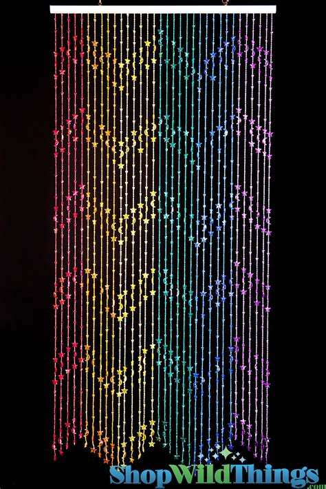 beaded curtains for doors rainbow beaded curtains moons rainbow door