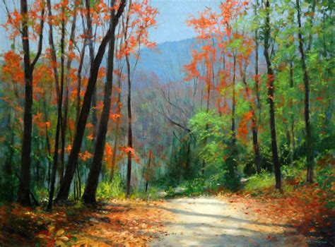 painting acrylic landscapes easy way easy acrylic paintings for beginners landscapes workshop