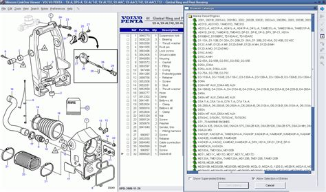 volvo penta epc ii 05 2015 parts manuals software for all volvo engine the best manuals online