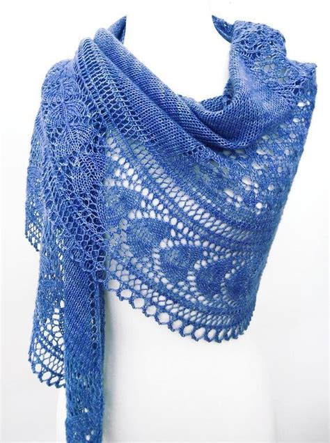 knitted shawl holbrook shawl by stevieland craftsy