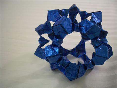 gum wrapper origami bridge folding with gum wrappers paper and