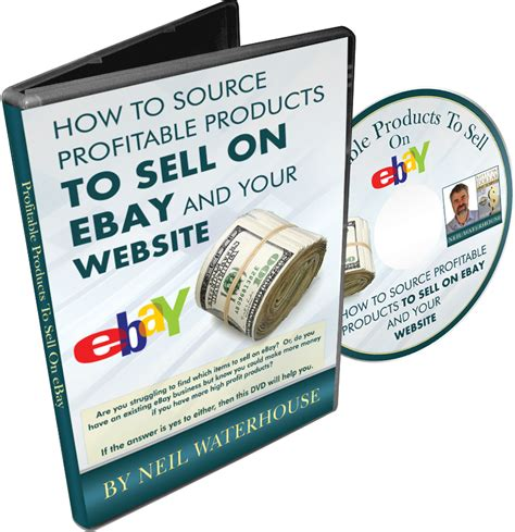 best selling on ebay how to source profitable products to sell on ebay dvd