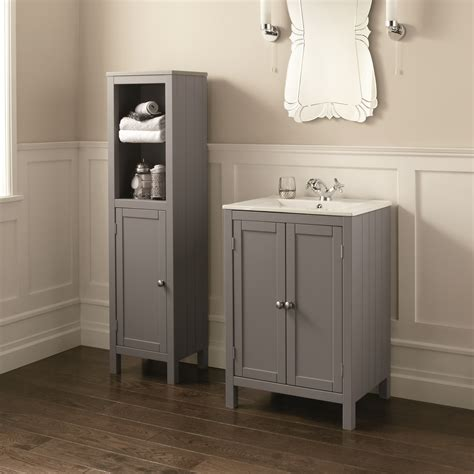 bathroom basin vanity units etienne vanity unit basin dove grey 600