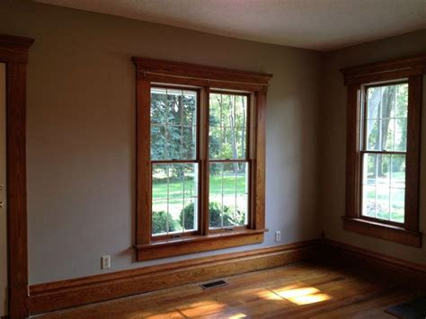 paint colors for wood trim best 25 stained wood trim ideas on wood trim