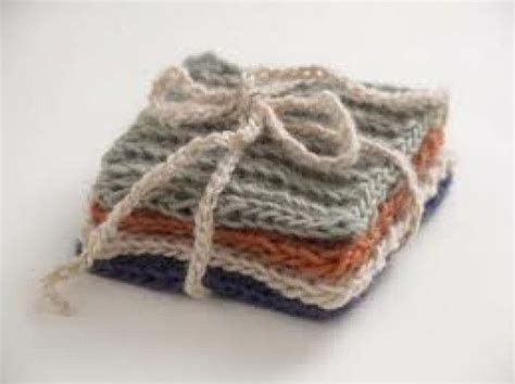 knitted coaster pattern free free coaster patterns 3 easy knit and purl knit starter