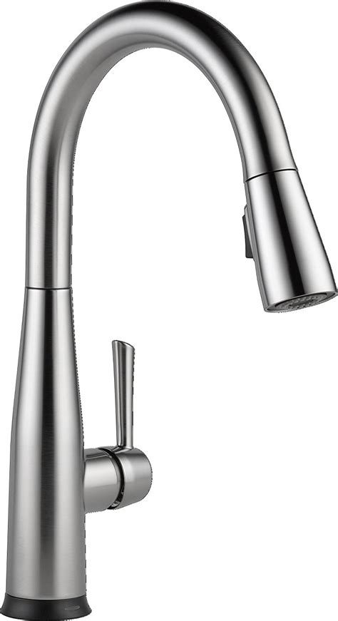 moen one touch pull out kitchen faucet
