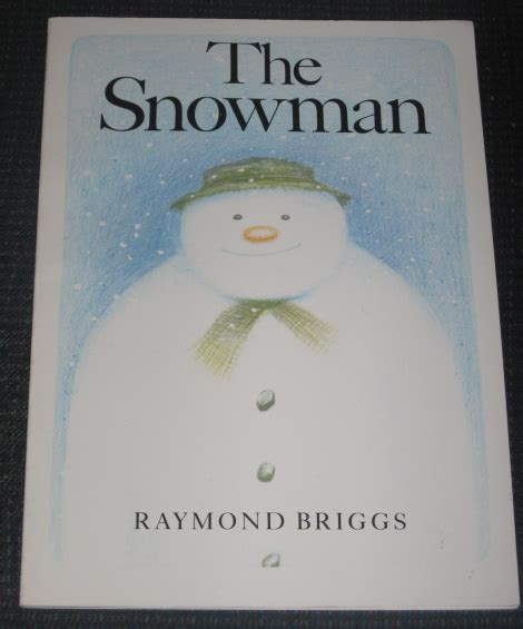the snowman picture book the snowman by raymond briggs