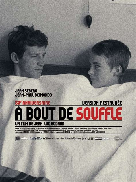a bout a bout de souffle poster the artifice