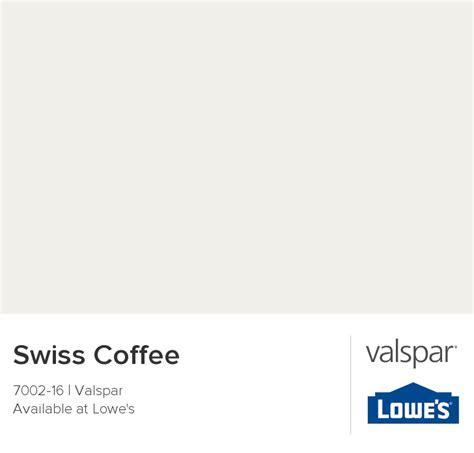 paint colors swiss coffee swiss coffee 7002 16 valspar paint colors