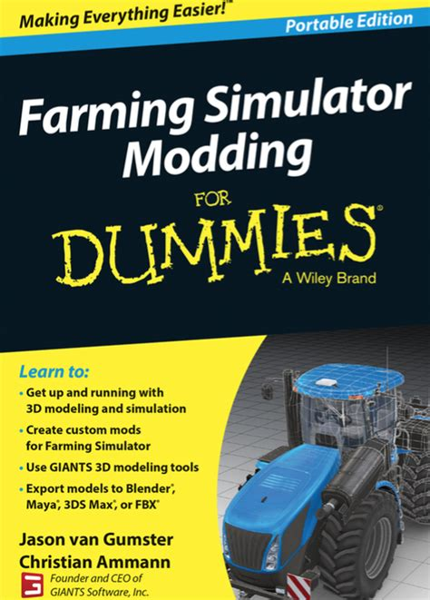 pdf book with pictures how to make mods for farming simulator 17 pdf books