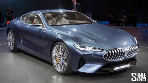 New Bmw 8 Series by This Is The New Bmw 8 Series Concept