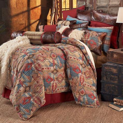western bedding sets ruidoso western bedding rustic comforter set