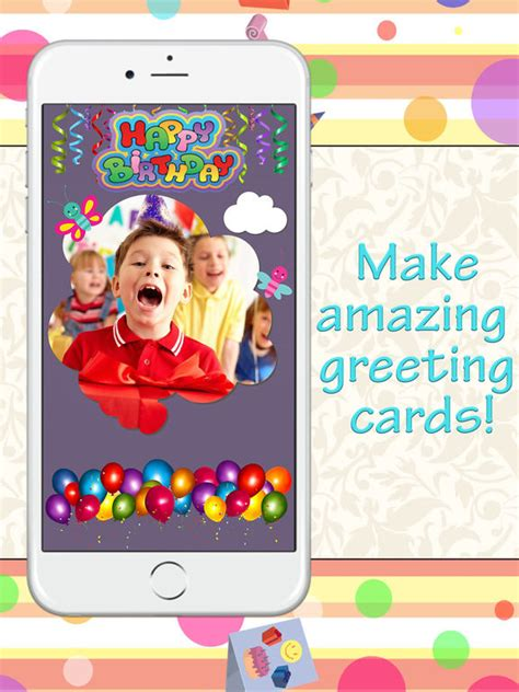 app for greeting cards app shopper happy birthday photo frame s greeting e card