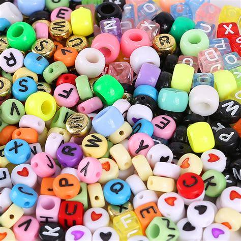 alphabet bulk 6 mm craft alphabet bulk diy loom