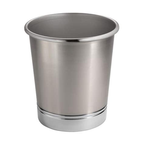 small waste basket york metal bathroom waste basket in small trash cans