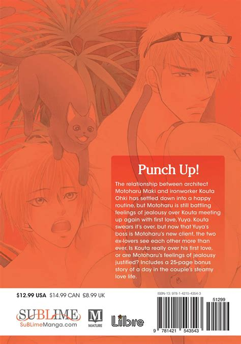 punch up punch up vol 3 book by shiuko kano official