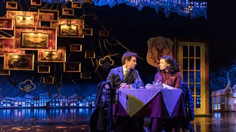 groundhog day broadway groundhog day theater review gossip